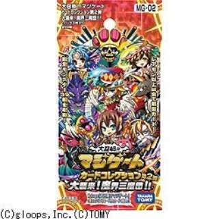 大召喚!!マジゲート カードコレクション 大襲来!魔界三魔団!! 1BOX(20パック入り)