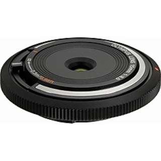 カメラレンズ ボディーキャップレンズ ブラック BCL-1580 [マイクロフォーサーズ /単焦点レンズ]