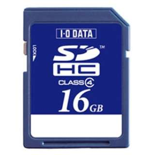 SDHCカード SDH-Wシリーズ SDH-W16G [16GB /Class4]