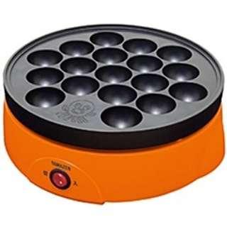 たこ焼き器 SOP650-D オレンジ