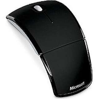 ZJA-00067 マウス Arc Mouse ブラック  [レーザー /4ボタン /USB /無線(ワイヤレス)]