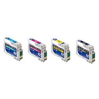 CCE-IC62-4P 互換プリンターインク カラークリエーション 4色セット