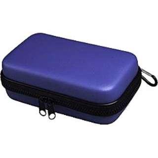 3DS用拡張パッド収納ポーチコバルトブルー【3DS】
