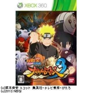 NARUTO-ナルト- 疾風伝 ナルティメットストーム3【Xbox360ゲームソフト】