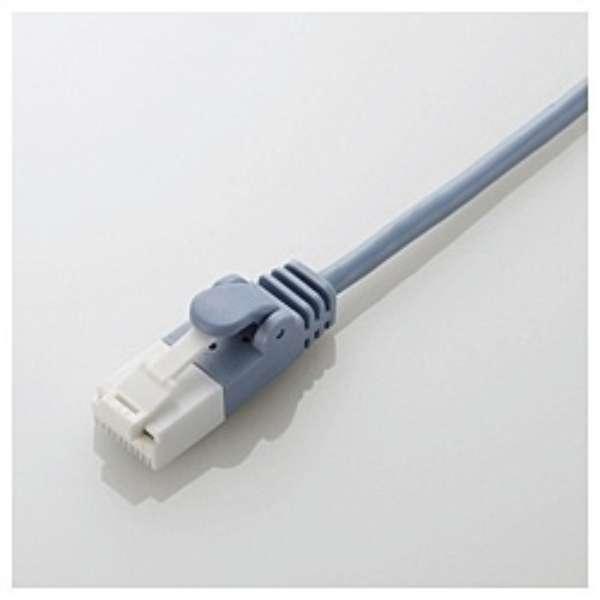 LD-GPST/BU05 LANケーブル ブルー [0.5m /カテゴリー6 /スリム]