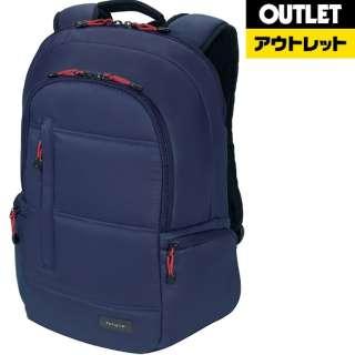 【アウトレット品】 バックパック 「Crave II Backpack」(~15型対応・ミッドナイトブルー) TSB769AP 【生産完了品】