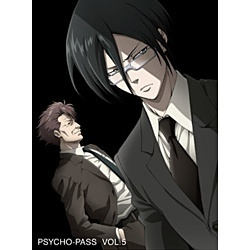 Biccamera Com Toho Psycho Pass Psychopath Vol 5 Dvd Mail Orders