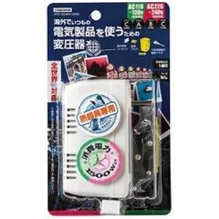 変圧器 (ダウントランス・熱器具専用)(1500W) HTD130240V1500W