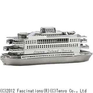 メタリックナノパズル TMN-07 スタテン島 フェリー