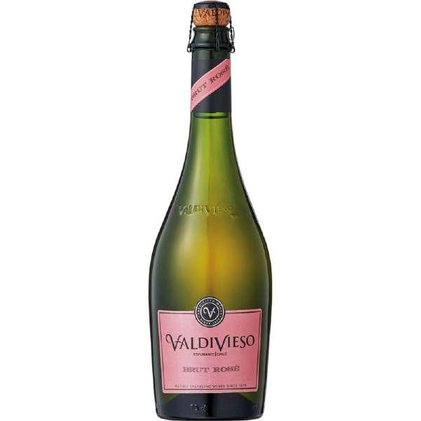 バルディビエソ ブリュット・ロゼ 750ml【スパークリングワイン】
