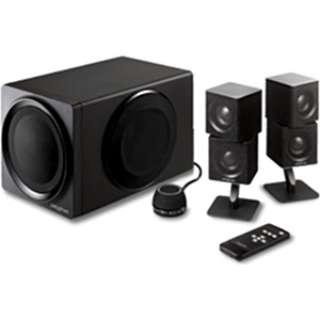 SP-T6-II PCスピーカー[Bluetooth] Creative T6 Series II ブラック [AC電源 /2.1ch]