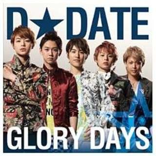 D☆DATE/GLORY DAYS 通常盤A 【音楽CD】
