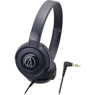 ヘッドホン BK ブラック ATH-S100 [φ3.5mm ミニプラグ]