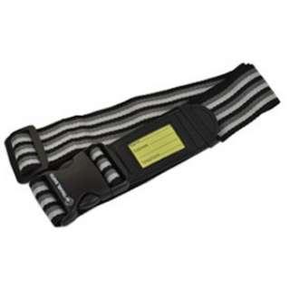 スーツケースベルト(ブラック) TE-024