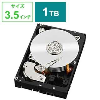 WD1003FZEX 内蔵HDD WD BLACK [3.5インチ /1TB] 【バルク品】