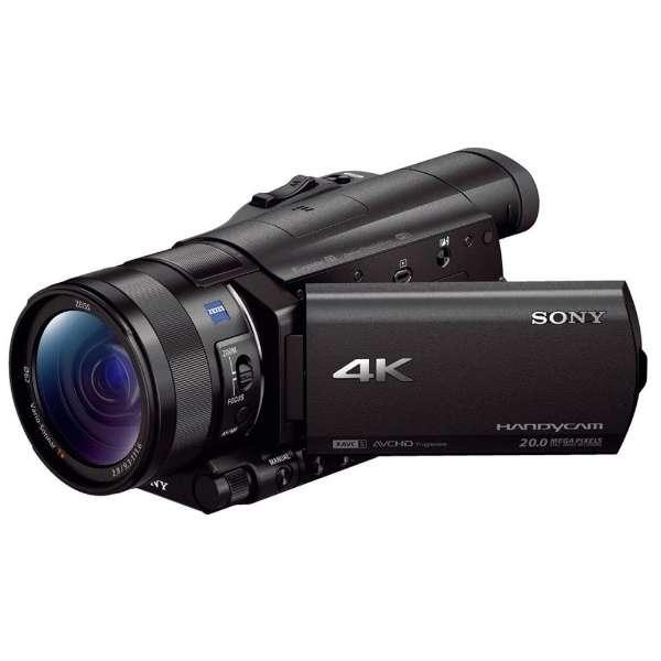 FDR-AX100 ビデオカメラ [4K対応]
