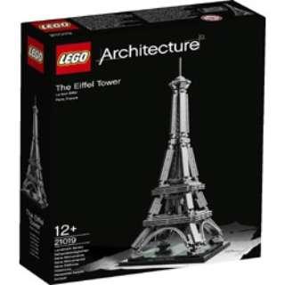 LEGO(レゴ) 21019 アーキテクチャー エッフェル塔