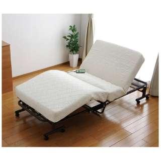 【折りたたみベッド】アイリスオーヤマ 折りたたみコイル電動ベッド OTB-CDN(シングルサイズ) 【キャンセル・返品不可】