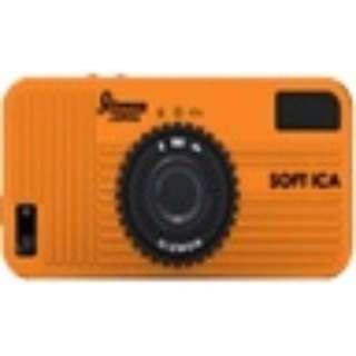 iPhone 5s/5用 SOFT iCA (オレンジ) [GIZMON] GIZ-SI CA-OR