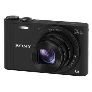 DSC-WX350 コンパクトデジタルカメラ Cyber-shot(サイバーショット) ブラック