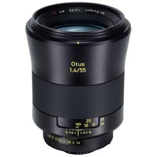 カメラレンズ 1.4/55 ZF.2 Otus ブラック [ニコンF /単焦点レンズ]