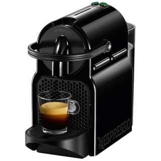 D40BK カプセル式コーヒーメーカー INISSIA(イニッシア)