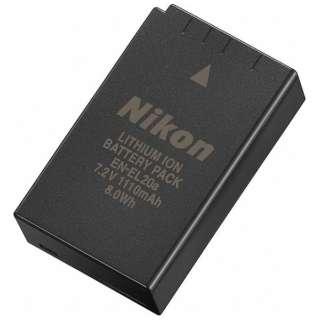 Li-ionリチャージャブルバッテリー EN-EL20a