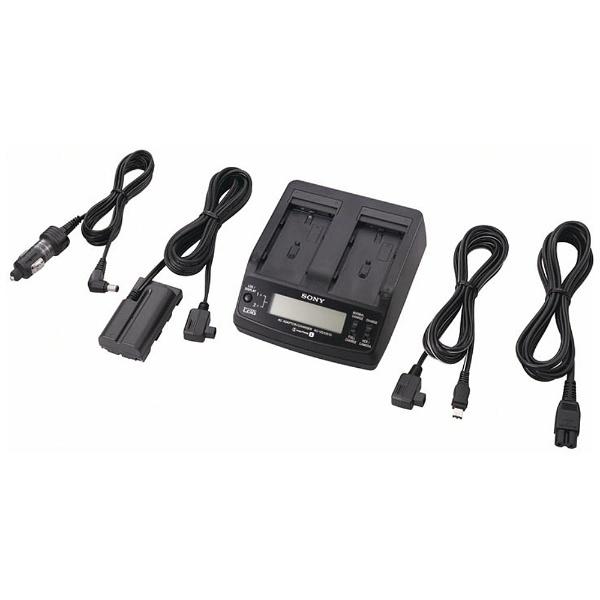 Sony AC-VQ1051D カメラ用電源・電池