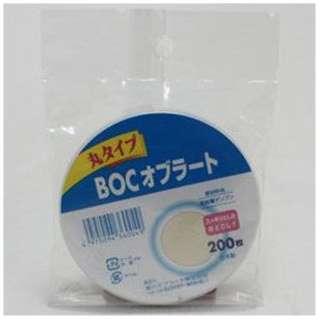 瀧川 BOCオブラ-ト 丸タイプ 200枚入