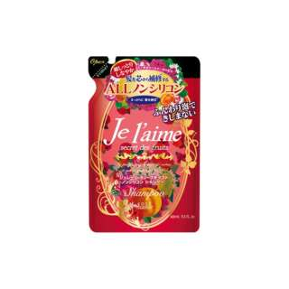 Jelaime(ジュレーム) シャンプー ディープモイスト つめかえ用(400ml)〔シャンプー〕