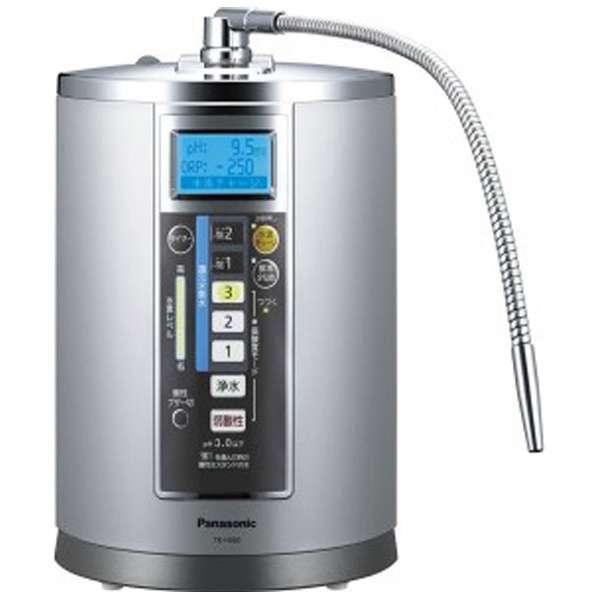TK-HS90 水素水生成器 ステンレスシルバー
