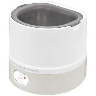 超音波洗浄器 ホワイト TKSM-008W