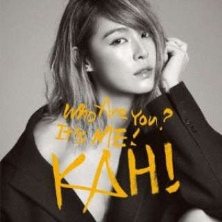 カヒ/KAHI[Who Are You?+Come Back You Bad Person](DVD付) 【音楽CD】