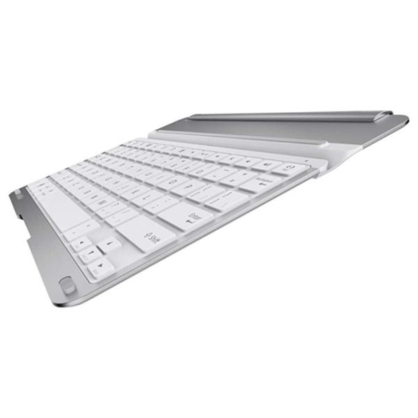 iPad Air用 QODE Thin Typeキーボードカバー (ホワイト) F5L155qeWHT