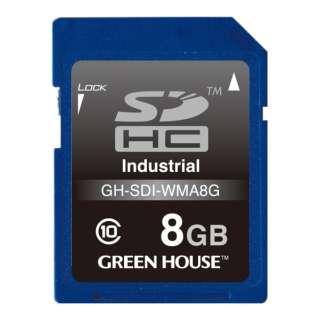 SDHCカード GH-SDI-WMAシリーズ GH-SDI-WMA8G [8GB /Class6]