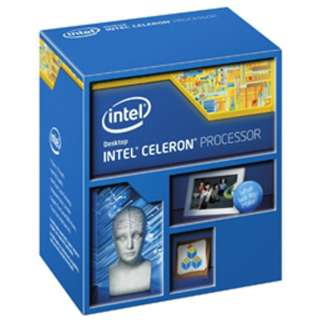 Celeron G1840 BOX品 BX80646G1840 ※対応BIOS以外は起動できません。 [CPU]