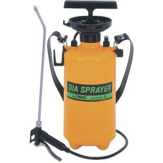 ダイヤスプレープレッシャー式噴霧器 5L 7500