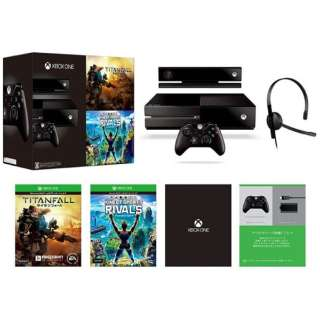 Xbox One + Kinect (Day One エディション)