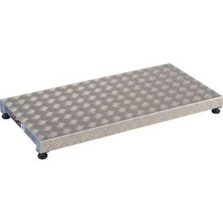 低床用アルミ製ステップ 900X450XH90~120 TFS0945AL