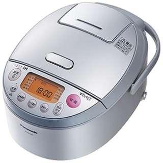 SR-PB1000-S 炊飯器 おどり炊き シルバー [5.5合 /圧力IH]
