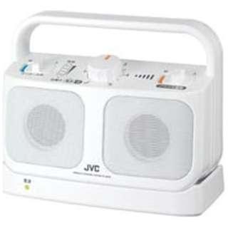 SP-A850 テレビ用スピーカー みみ楽 ホワイト [防水]