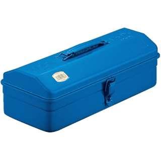山型工具箱 359X150X124 ブルー Y350B