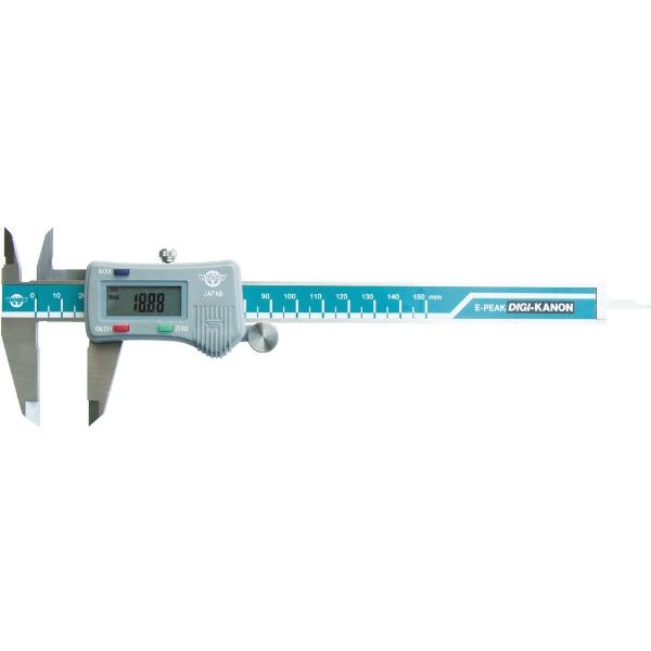 カノン 最大値 最小値ホールドデジタルピタノギス150mm EPEAK15 [1008]