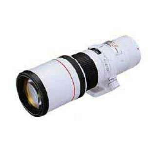 カメラレンズ EF400mm F5.6L USM ホワイト [キヤノンEF /単焦点レンズ]