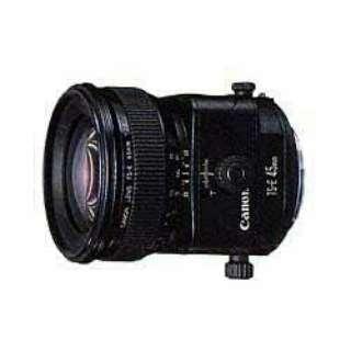 カメラレンズ TS-E45mm F2.8 ブラック [キヤノンEF /単焦点レンズ]