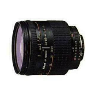 カメラレンズ AI AF Zoom-Nikkor 24-85mm f/2.8-4D IF NIKKOR(ニッコール) ブラック [ニコンF /ズームレンズ]
