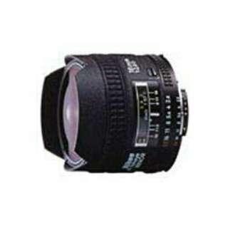 カメラレンズ AI AF Fisheye-Nikkor 16mm f/2.8D NIKKOR(ニッコール) ブラック [ニコンF /単焦点レンズ]