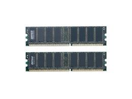 DD333-512M×2 (DDR PC2700 512MB 2枚組)