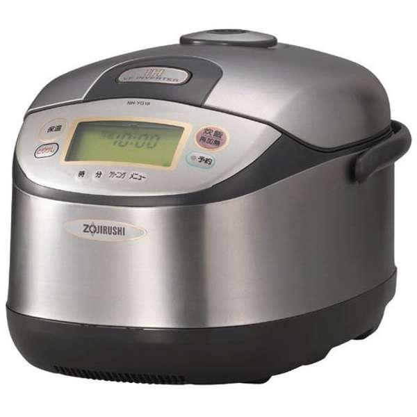 NH-YG18 業務用炊飯器 極め炊き ステンレス [1升 /IH]