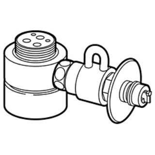 CB-SMD6 分岐水栓 [食器洗い乾燥機用]